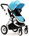 婴儿车品牌排行榜一:wikider威可迪婴儿车品牌