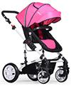 婴儿车品牌排行榜七:唯乐宝婴儿车品牌
