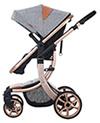 婴儿车品牌排行榜八:Wing0ffly婴孚婴儿车品牌